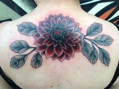 dahlia tattoos dahlia tattoos designs ideas and meaning tattoos for you