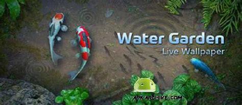 true water live wallpaper apk apk mania 187 water garden live wallpaper v1 56 apk
