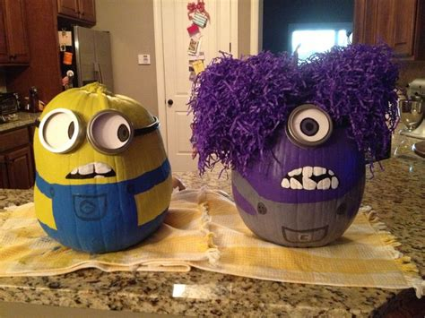 Minion Pumpkin Decorating by 49 Best Images About Minions On Bags