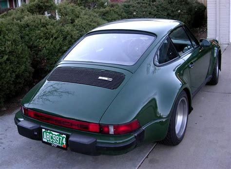 porsche 964 ducktail turbo look with no spoiler or a ducktail rennlist