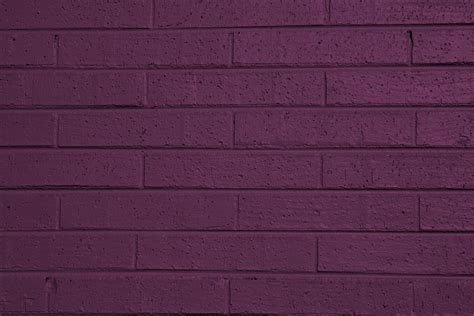 purple painted brick wall texture picture free photograph photos domain