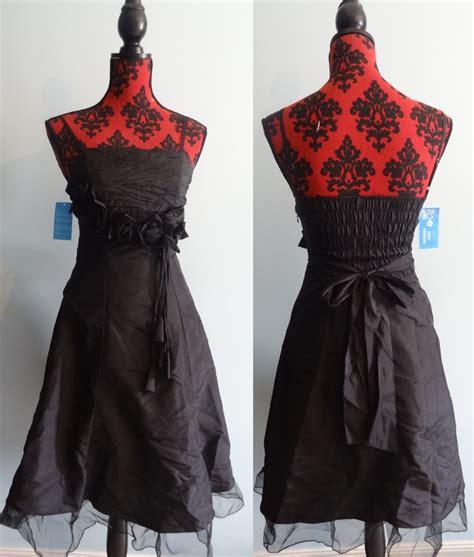 pattern gothic dress black polyester blend gothic dress closet noire