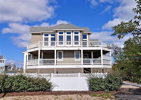 outer banks corolla vacation rentals sanctuary vacation rental twiddy company