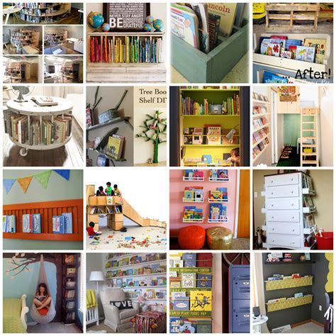 how to be the cool way books 20 cool ways to display children s books we so many
