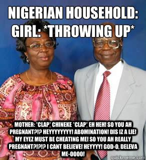 African Parents Meme - nigerian parents be like nigerian struggles