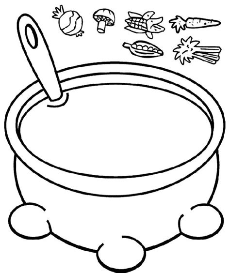 pumpkin soup coloring pages jacob and esau pot of stew preschool crafts