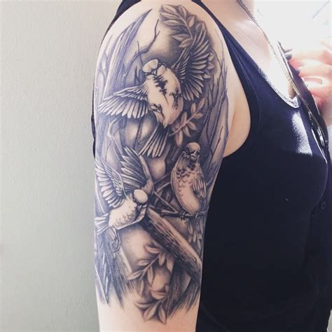 quarter sleeve angel tattoo 70 half sleeve tattoo