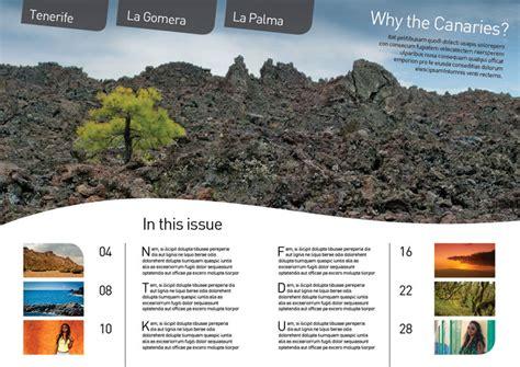 magazin layout seminar design a travel magazine with indesign cs5 eseminar