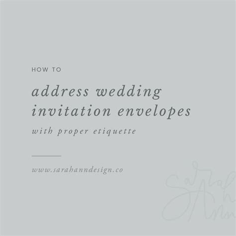 addresses on wedding invitations etiquette best 25 envelope addressing etiquette ideas on