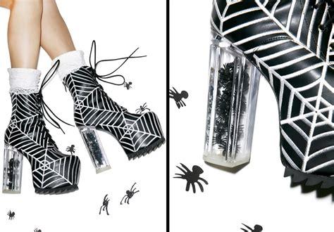 Aranha Boots moda de subculturas moda e cultura alternativa botas