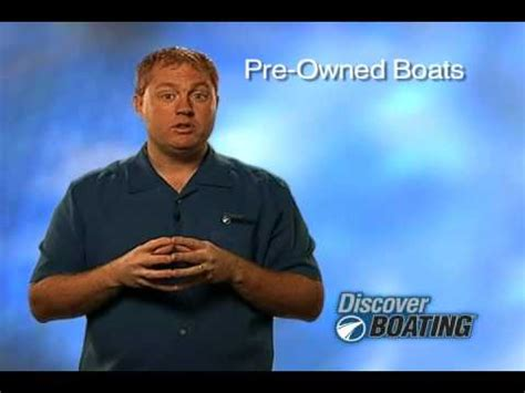 should i buy a used boat or new the boating guy should i buy a new or a used boat youtube