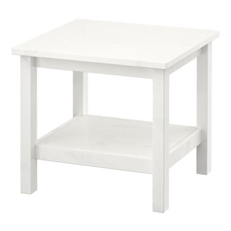 Ikea Hemnes Side Table Hemnes Side Table White Stain Ikea