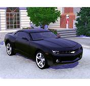 Fresh Prince Creations  Sims 3 2010 Chevy Camaro