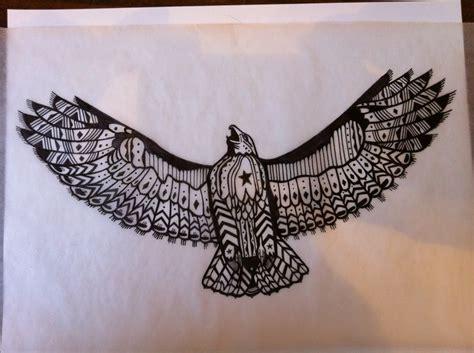 geometric tattoo hawk 27 best tattoo images on pinterest hawks merlin and