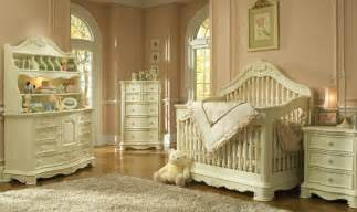 Antique Looking Baby Cribs An Antique Nursery