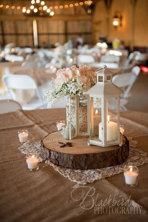 rustic log centerpieces 1000 ideas about rustic wedding tables on