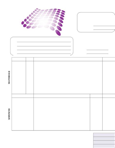 sle graphic design invoice template free download