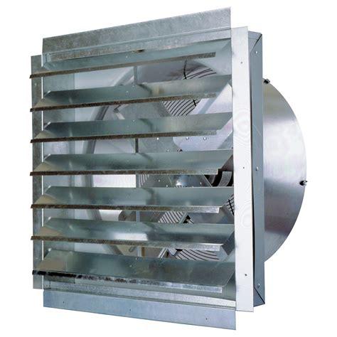 Maxxair Exhaust Fan With Shutter 30in 1 2 Hp 5 500