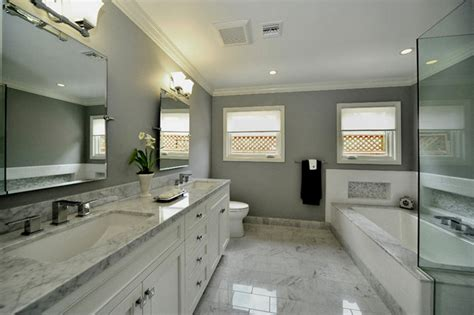 cuisine d angle compl鑼e gray and white bathroom ideas home design ideas and pictures
