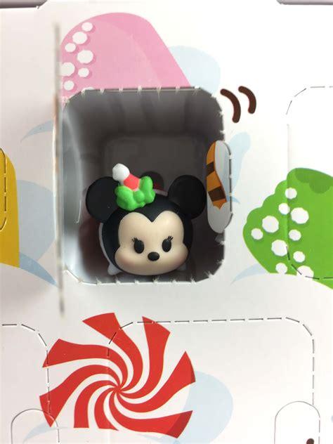 Tsum Disney Kotak Makan Hello disney tsum tsum advent calendar mini review hello subscription
