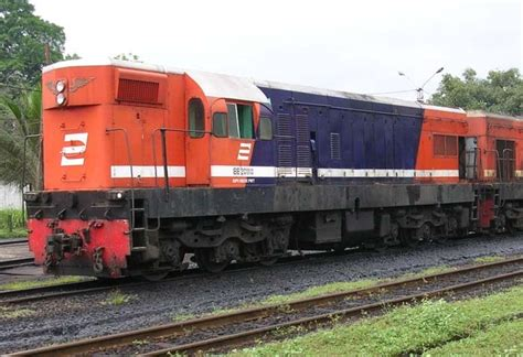 Jam Tettonis W Ton 201 W data teknik lokomotif bb 201 kereta api indonesia