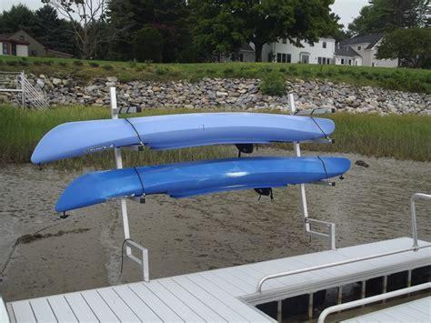 dock kayak rack bcep2015 nl