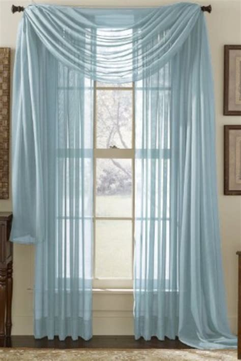 sheer voile curtain panels sheer blue voile curtains curtains pinterest voile curtains the o jays and lady