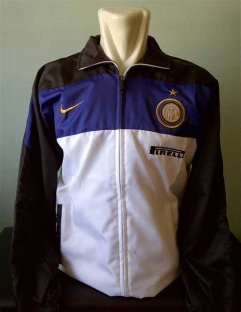 Jaket Parasut Asian toko olahraga hawaii sports jaket nike inter milan black