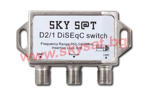 Switch Diseqc sky sat diseqc switches sky sat d