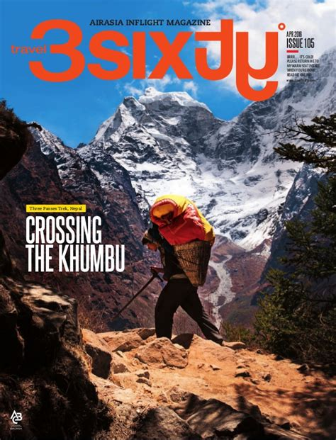 airasia magazine air asia travel 360 april 2016