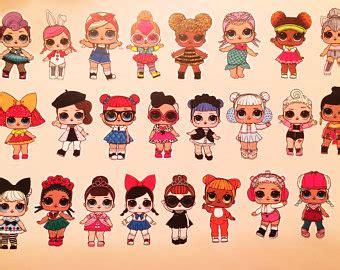 doll etsy lol dolls etsy