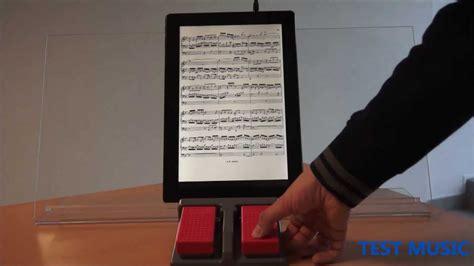 testo pedala test pedale wireless wrp 01 per lettura