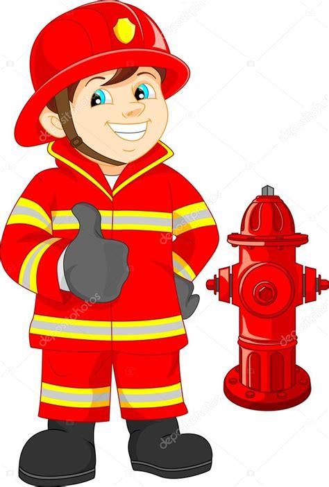 imagenes emotivas de bomberos bomberos dibujos animados pulgar arriba archivo im 225 genes
