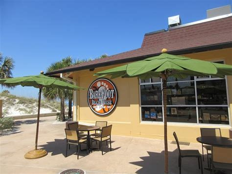 barefoot house clearwater restaurant reviews