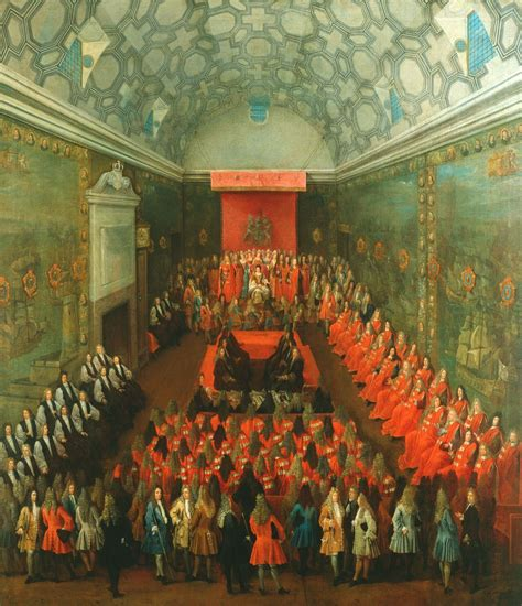 the house of lords is which house of parliament peter tillemans c 1684 1734 queen anne 1665 1714 in the house of lords