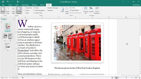 Office 365 Publisher Office 365 Publisher Essential