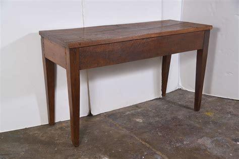 18th c walnut sofa table at 1stdibs