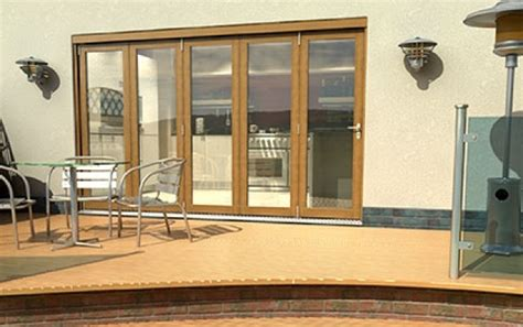 3600mm 12ft 5 Door 5 0 Pattern Supreme Solid Oak Solid Oak Patio Doors