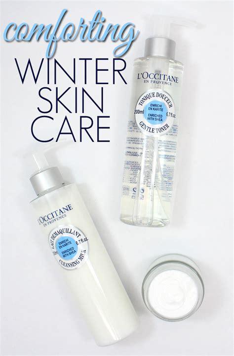 comforting skin comforting winter skin with l occitane beautiful makeup