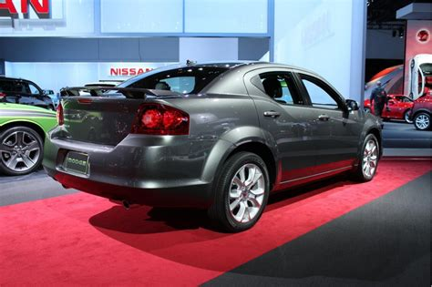 dodge avenger 2012 horsepower 2012 dodge avenger r t 2011 new york auto show live photos