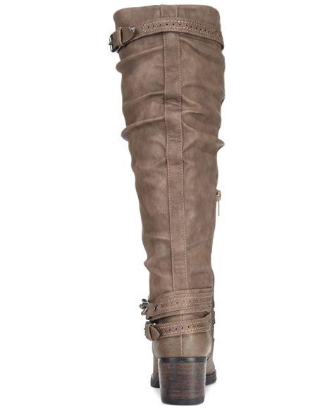 carlos by carlos santana boots in brown lyst