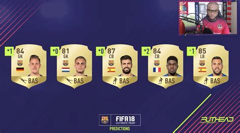 barcelona fifa 18 which barcelona players will get ratings upgrades in fifa