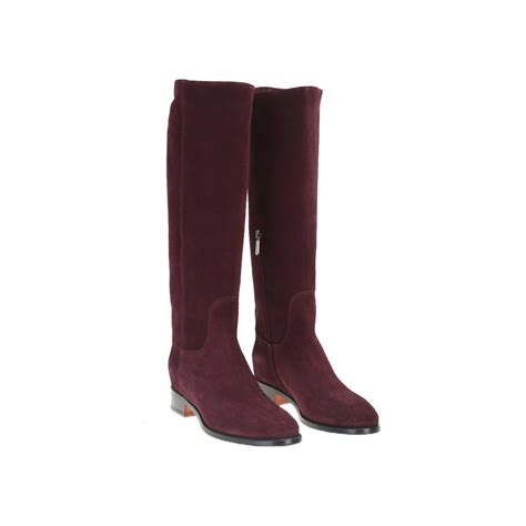 burgundy suede boots 28 images suede high shaft