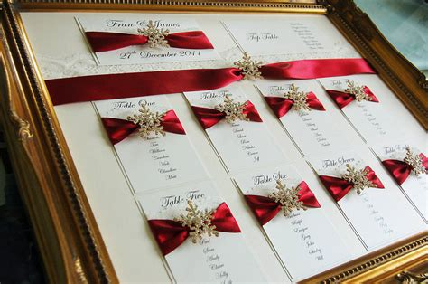 Wedding Table Seating by Snowflake Wedding Seating Plan Table Plan By Made With