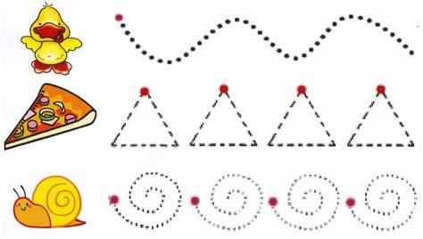 imagenes de trazos libres trazos taller de grafomotricidad