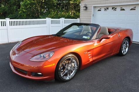 Orange Sale fs 2006 daytona sunset orange convertible corvetteforum