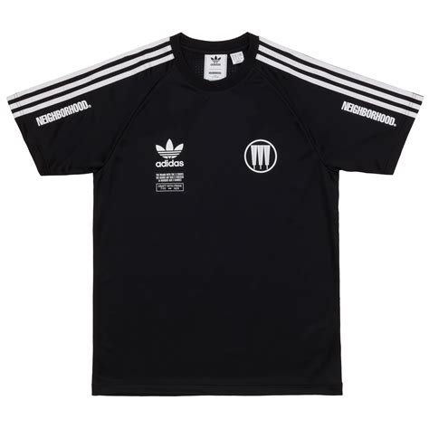 Adidas Neighborhood Tshirt neighborhood x adidas originals t shirt neighborhood x