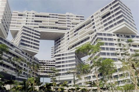Buro Ole Scheeren Singapore by The Interlace Singapore Winner Of World Building Of The