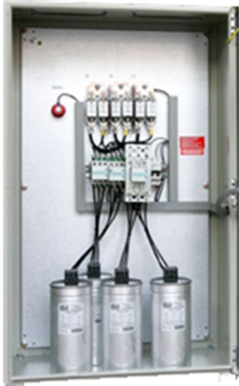 capacitor bank design for power factor correction products services switchgear capacitor banks apfc panels