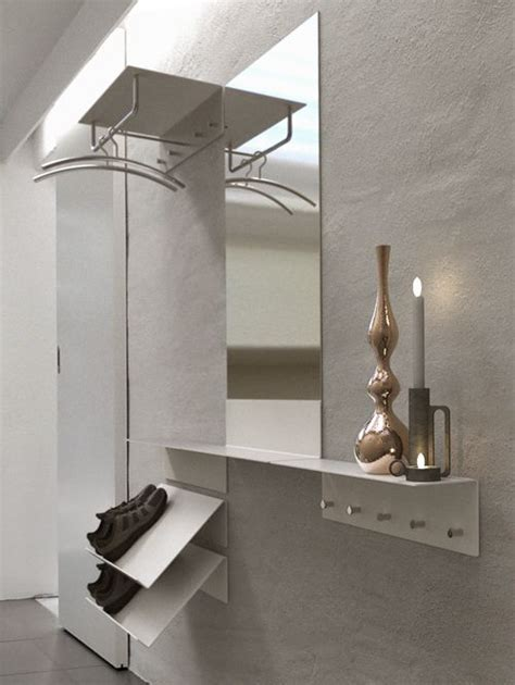 Design Spiegel Flur by Unu Flur Garderobe Mit Spiegel Und Schuhregal